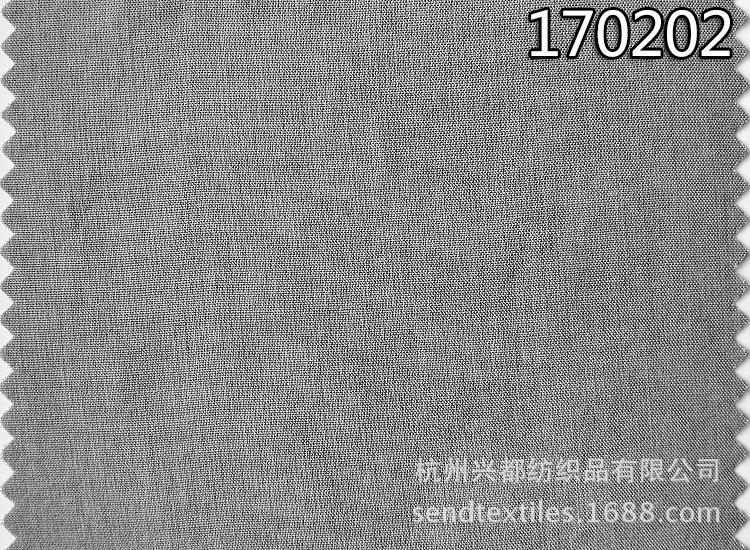 170202天丝平纹布1
