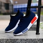 2018 spring couple boom sports leisure fashion travel shoes