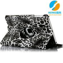适用苹果ipadpro 9.7 10.5豹纹斑马皮套 DIY订制彩绘图案印刷