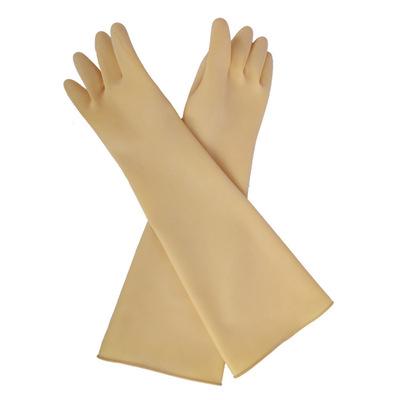 威碟乳胶手套 耐酸碱 防水 家用洗刷 工业胶手套