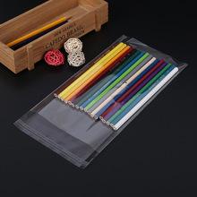 优质透明BOPP塑料袋定做 活动促销赠品包装袋 文具包装自粘自封袋