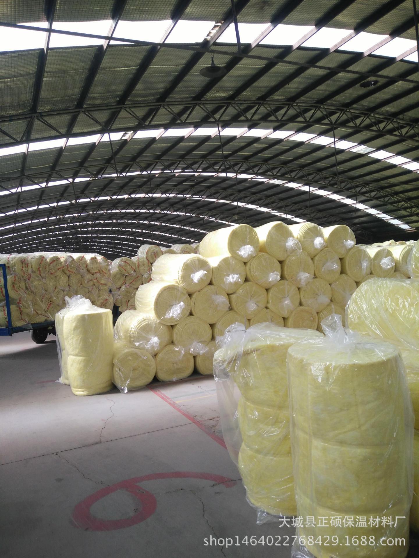 阳光房屋顶隔热保温棉玻璃棉卷毡  玻璃纤维棉岩棉 超细玻璃棉毡