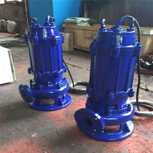 100QW-100-30-15上海冠恒现货 QW65-30-40潜水排污泵 7.5KW WQ 污