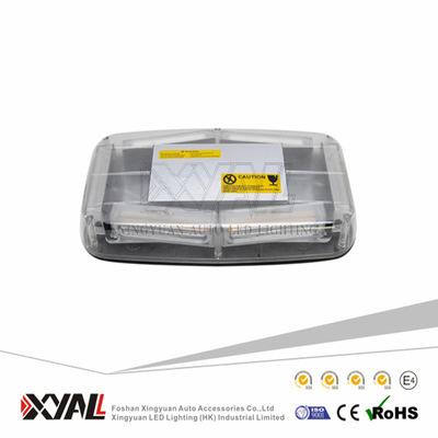 汽车LED短排爆闪灯 LED警示灯 吸顶灯 汽车车顶灯