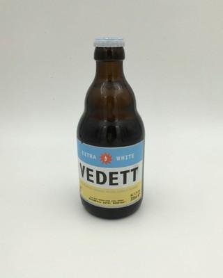 比利时小麦啤酒 白熊啤酒330ml*24瓶VEDETT Extra White