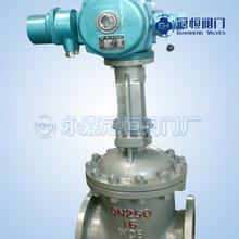 张掖市电动阀门价格Z941H-100C DN300 电动楔式闸阀 蒸汽管道闸阀