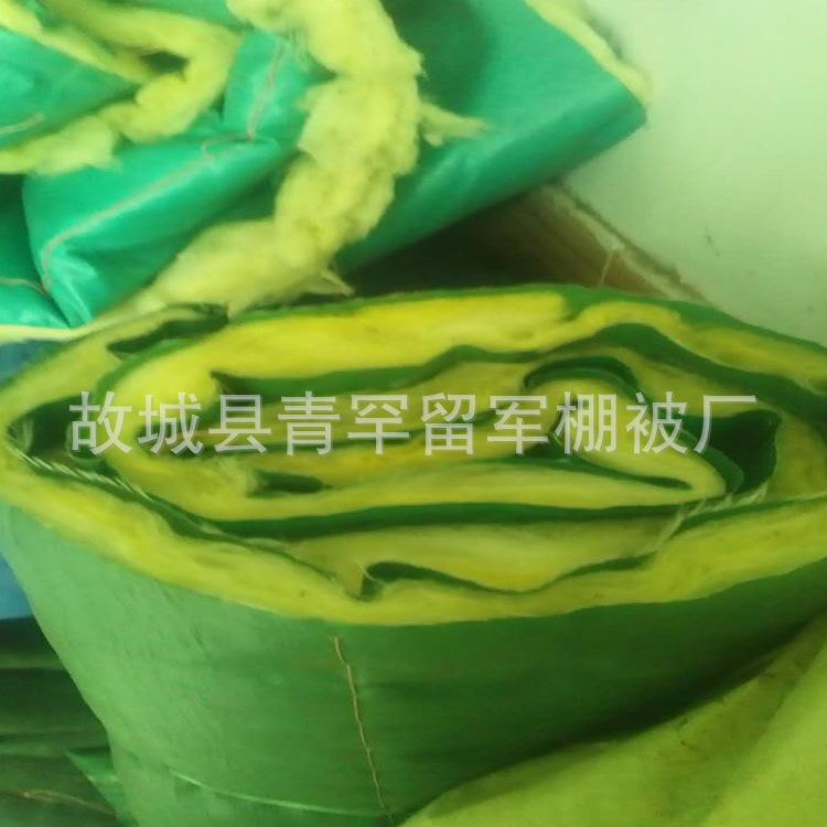 大量批发防火棉被 防火保温被工业棉被加厚大棚蔬菜保温被