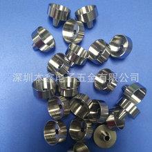 不锈钢精密加工车工件数控车床机床机械零件非标件定制压槽线切割