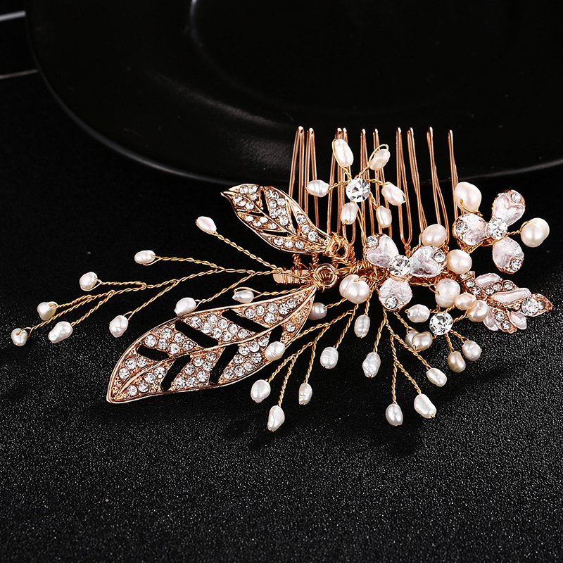 Alloy Fashion Geometric Hair accessories  Alloy NHHS0329Alloy