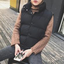外贸爆款速卖通亚马逊eBay秋冬新款羽绒棉马甲韩版加厚马甲外套