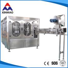 饮料加工设备生产厂家供应玻璃瓶状液体灌装设备 含气饮料灌装机