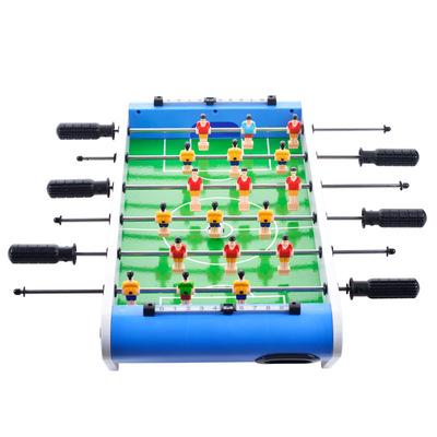 Mới lớn sáu- bar foosball bảng đồ chơi trẻ em máy tính để bàn bóng đá thể thao quà tặng tương tác trí tuệ hội đồng quản trị trò chơi