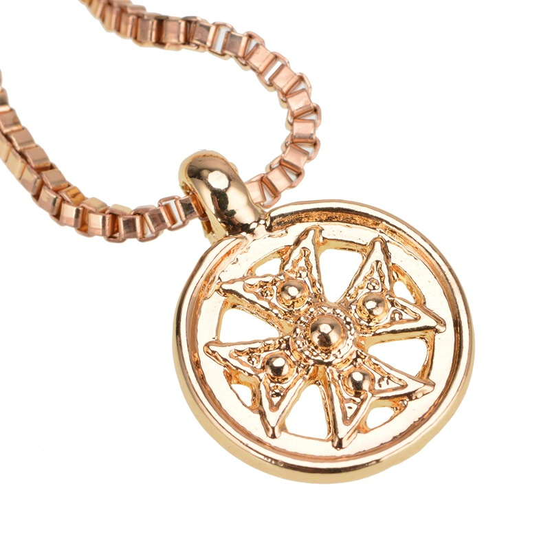 other coppernecklace (Gold)NHYT0267-Gold