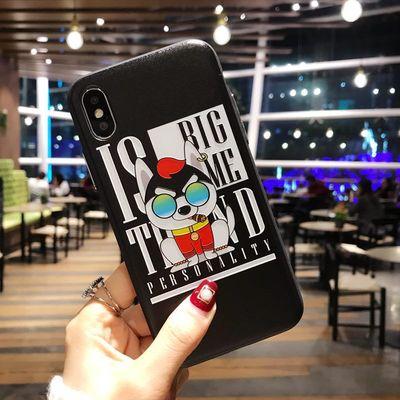 iPhoneX vỏ điện thoại di động siêu mỏng hai-trong-một bảo vệ bìa apple x chống rơi vỏ cứu trợ bao gồm tất cả mới bán buôn