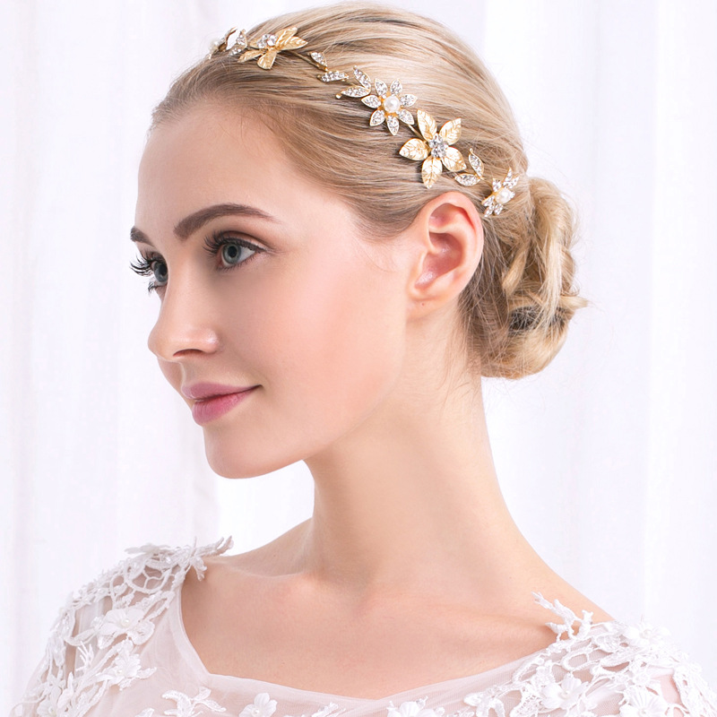 Alloy Fashion Geometric Hair accessories  Alloy NHHS0333Alloy
