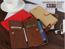 GOOSPERY Mansoor 曼蘇爾日記皮套7 適用ASUS華碩iPhone XS/MAX