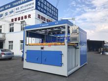 汽車后備箱吸塑成型機 江西九江汽車配件工具托盤吸塑機