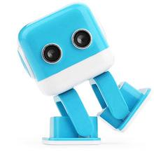 跨境爆款 多功能智能遥控方小方机器人 新款APP编程儿童益智玩具