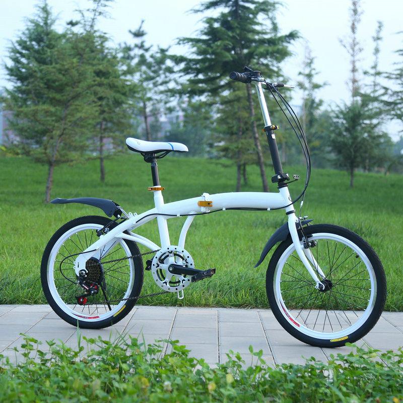 Mua Xe đạp gấp 20 inch Tốc độ thay đổi dành cho người lớn Xe đạp gấp FIT328