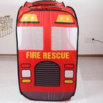 厂家直销 红色汽车游戏屋 大号防蚊宝宝玩具屋 儿童便捷帐篷