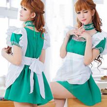 日本情趣女佣服 外贸制服诱惑 餐厅角色扮演女佣装女仆服表演出服