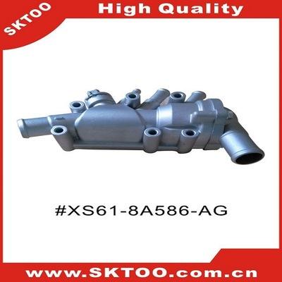 高品质的福特汽车金属恒温器外壳XS61-8A586-AG