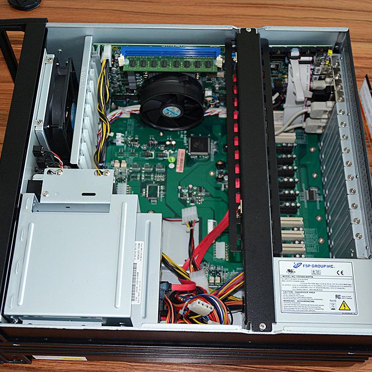 高品质工控机批发 日立工业电脑HF-BX1600 7年开机不用停电脑整机