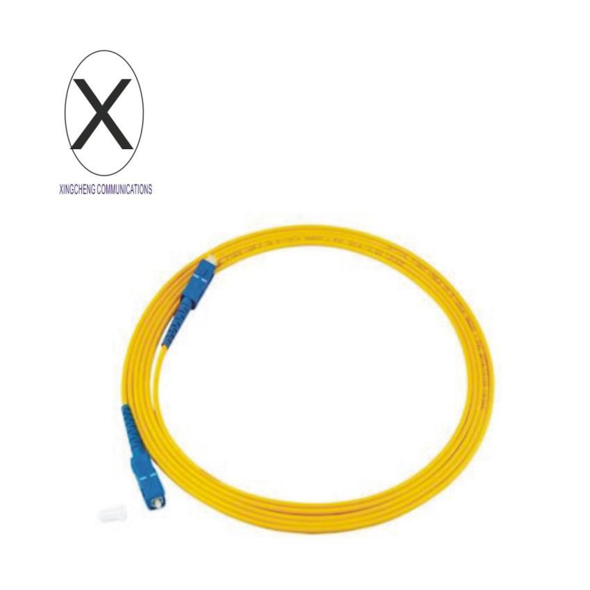 3米SC-SC单模光纤跳线熔接电信级定制长度