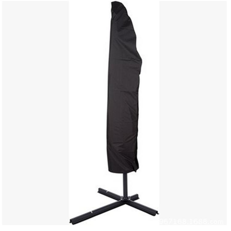亚马逊热销户外用品防水防雨防尘遮阳牛津布雨伞罩 厂家直销现货