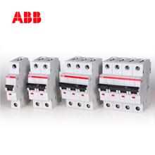 ABB微型断路器S200系列6KA空气开关1P C特性4A S201-C4
