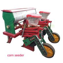 拖拉机带的悬浮式玉米播种机耐用型播种机13181394759