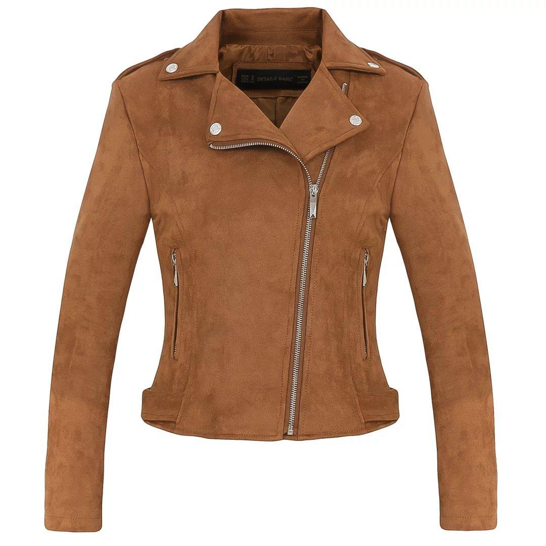 Leather Fashionjacket(Black-s) NHDS0278-Black-s