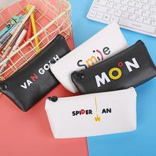 2017 新品热销厂家直供韩式学生 卡通笔袋 支持一件代发