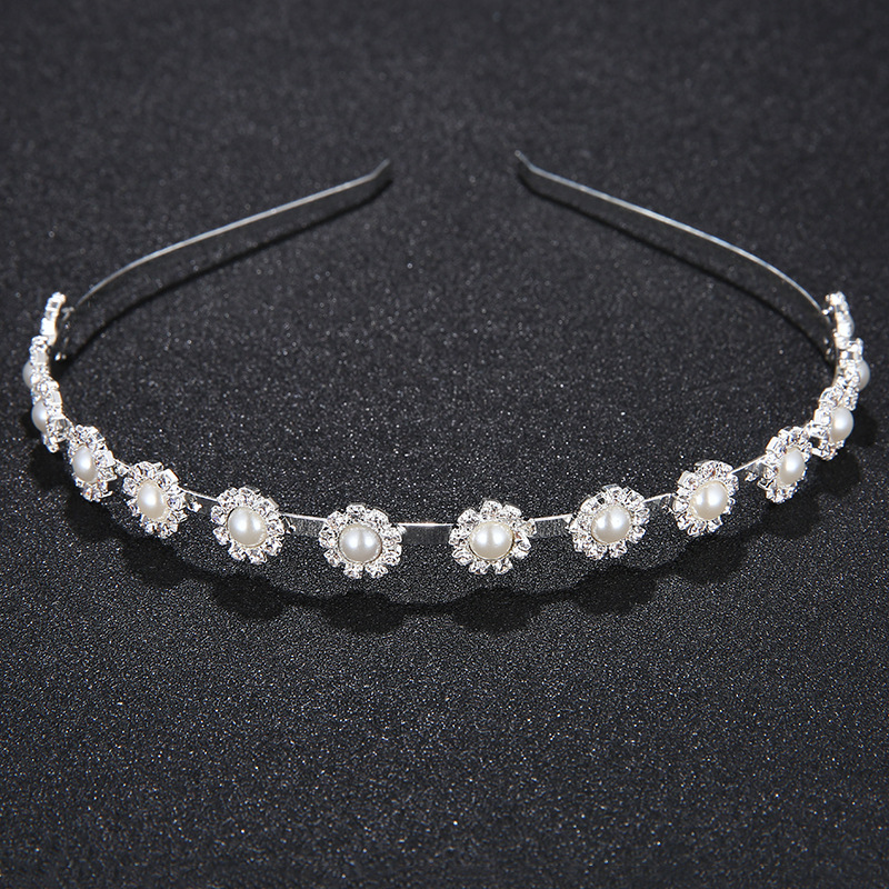Alloy Fashion Geometric Hair accessories  (Alloy) NHHS0083-Alloy