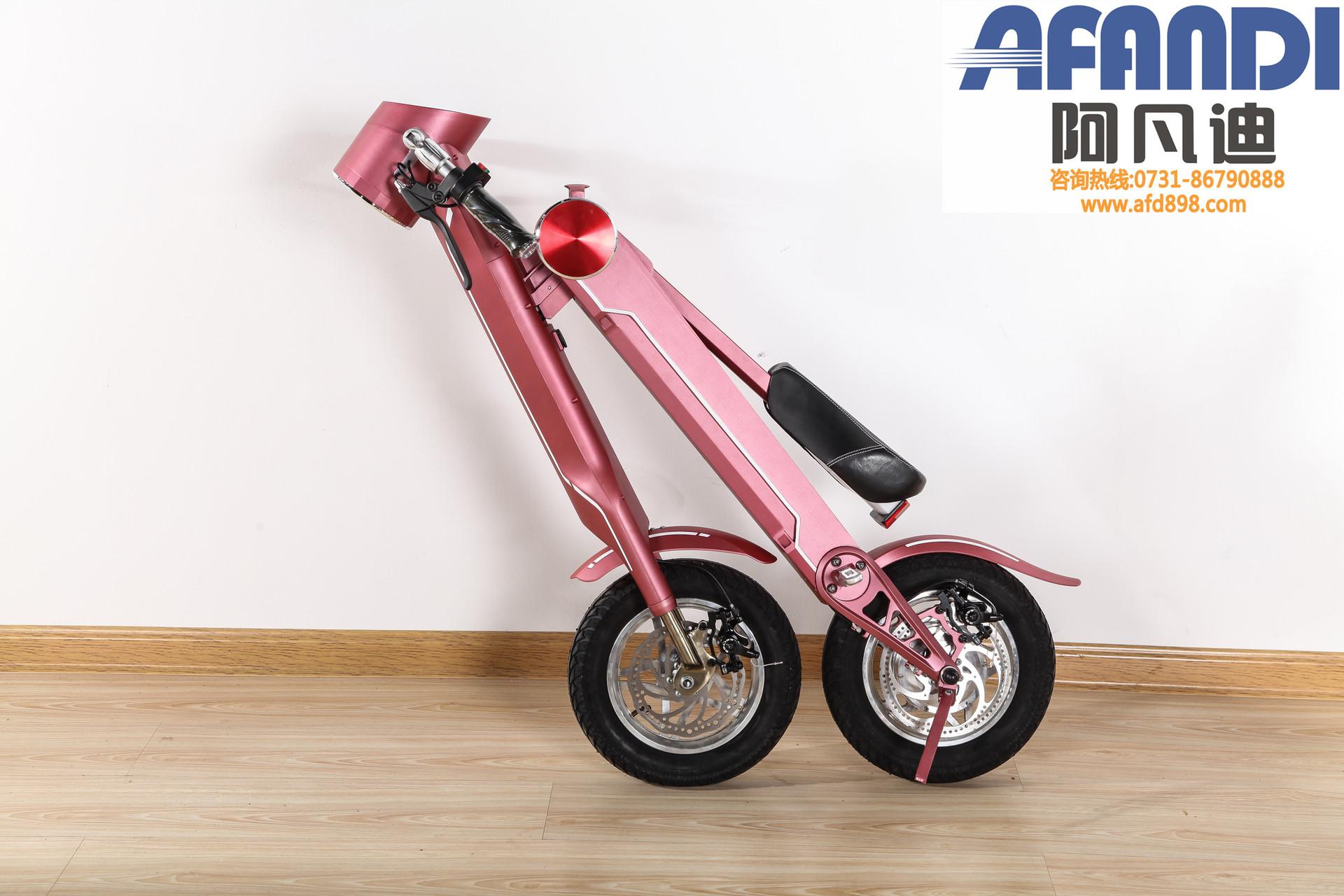 阿凡迪电动滑板车|阿凡迪et电动车豪