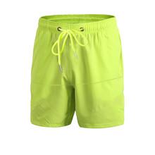 男士休闲运动短裤 跑步篮球健身训练 宽松透气弹力速干短裤