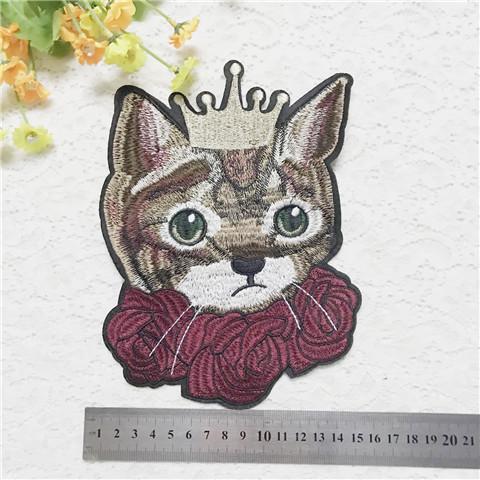 Cute cat cute cartoon cloth patch patch NHLT148121