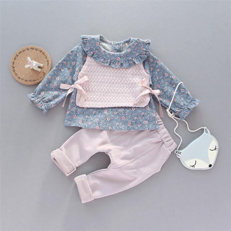 春季寶寶童裝女童春裝2021新款童套裝韓版休閑三件套淘寶貨源代理
