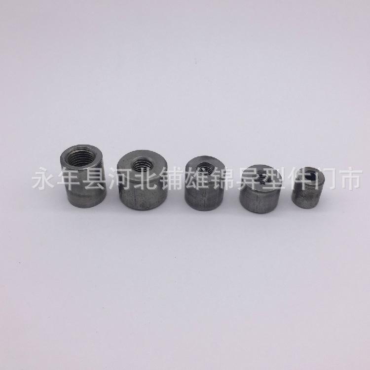 厂家销售冷镦圆螺母M6M5 非标定做异形螺母 现货供应优质紧固件