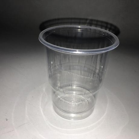 Hai nhân dân tệ 22 cốc nhựa dùng một lần gắn trong cốc màu xanh lá cây cốc cốc 2 nhân dân tệ bán buôn hàng ngày Cốc dùng một lần