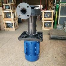 耐酸堿立式自吸泵 塑料PP直立式液下泵 濃硫酸化工泵 廠家直銷