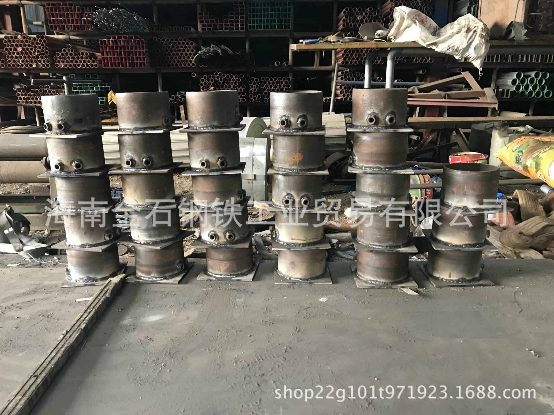 金属件加工,钢结构制品加工,预埋件加工,海南钢材,昌江钢材。