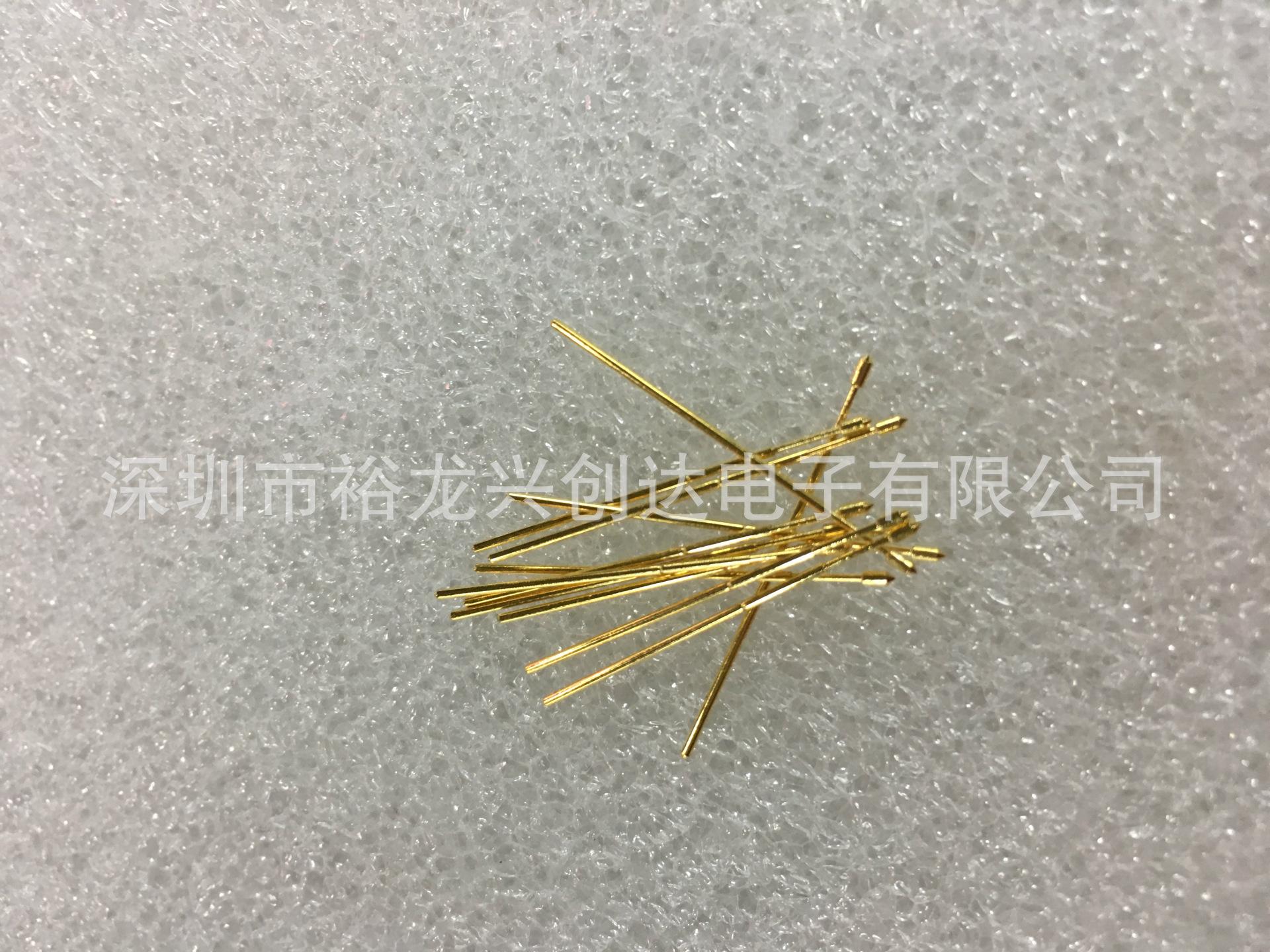 厂家直销PAL50-E2圆锥型探针 弹簧测试针0.68*27.8mm PCB顶针定制