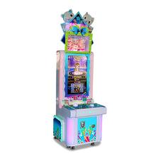幸运刮刮刮电玩城大型游乐园彩票游戏机投币电玩城娱乐设备直销