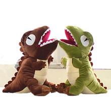 恐龍公仔插手暖手抱枕午睡枕毛絨玩具暖手寶大號娃娃玩偶手偶禮物
