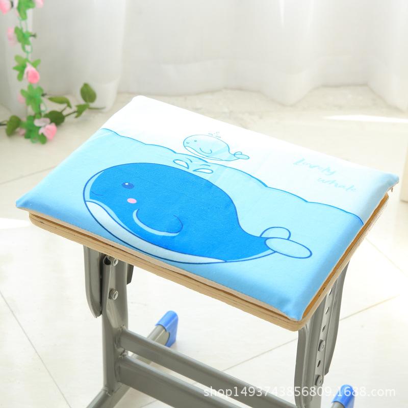 儿童卡通记忆棉座椅垫幼儿园板凳垫子可爱动物加厚餐椅垫厂家直销