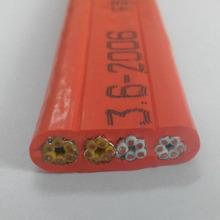 電鍍設備扁電纜 24芯0.75平方屏蔽扁電纜 耐酸堿扁電纜 信號線