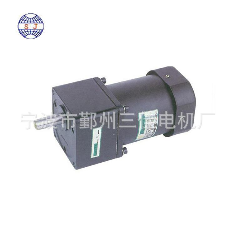 专业定制可逆式微型交流定速齿轮减速电机 小型电动机 齿轮马达