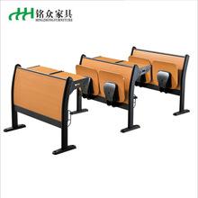 會議教室排椅 學校多媒體課桌椅 廠家批發定制實木階梯教室排椅
