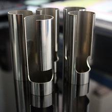 佛山不锈钢方圆管切管 切割加工 304不锈钢制品激光切割 无毛刺